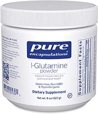 l-gluatmine powder